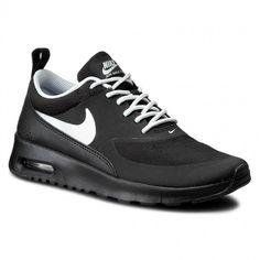 Schuhe NIKE - Air Max Thea (GS) 814444 005 Black/Mtlc Platinum/Pure Plati