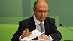 O Santo Geraldo Alckmin visitará prefeito Rogério Lins preso de Osasco?