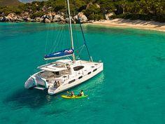 Moorings 4600 - Catamaran (Personal Cruise in the Caribbean)