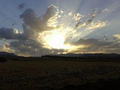 Sunrise, Sardinia