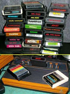 Atari [The 80s Magazine] my mom still has it and  it works
