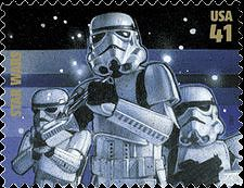 Stormtrooper postage stamp by Drew Struzan Commemorative Stamps, Postage Stamp Art, Star Wars Merchandise, Star Wars Wallpaper, Porno, Star Wars Art, Star Trek, Stamp Collecting, Mail Art