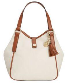TOMMY HILFIGER Tommy Hilfiger Hazel Pebble Tassel Shopper . #tommyhilfiger #bags #shoulder bags #hand bags #leather #
