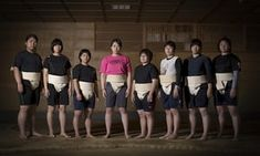 'It's exhilarating': Japan's female sumo wrestlers take on sexism | World news | The Guardian