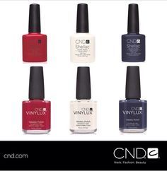 Set off some fireworks with CND Shellac! #cndshellac#cndworld