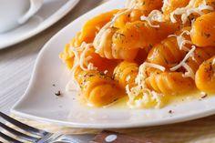 Receta de Ñoquis de calabaza. Originales y deliciosos   #Ñoquis #ÑoquisDeCalabaza #RecetasItalianas #RecetasDePasta #RecetasVegetarianas