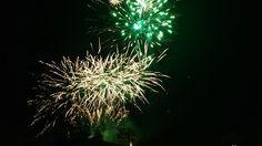 Flammenzauber im Olga-Park Oberhausen.