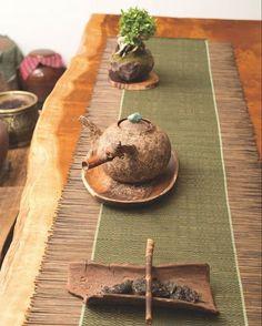 Tea ceremony : Global Tea Hut