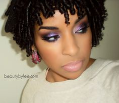 Beauty By Lee: ☆✰A Festive Holiday look✰☆