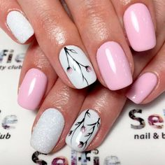 Summer nails colors are always bright and gorgeous. They attract much attention to your nails. Although it is spring now, it's never too early to get ahead on summer trends! #naildesignsjournal #nails #summernails