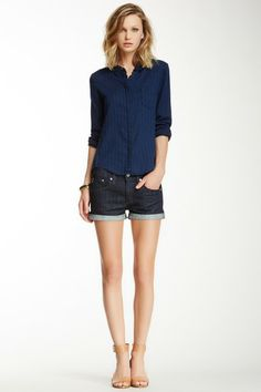 The Pixie Roll-Up Short by AG on @HauteLook