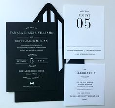 18 Simple + Inexpensive Wedding Invitations — The Overwhelmed Bride // Wedding Blog + SoCal Wedding Planner