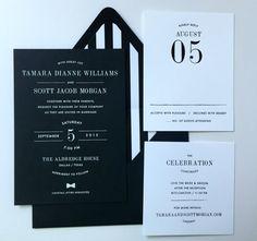 18 Simple + Inexpensive Wedding Invitations — The Overwhelmed Bride // Wedding Blog + SoCal Wedding Planner