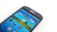 Samsung Galaxy S3 ... I want!