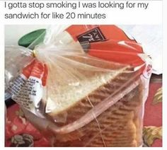 Quit Smoking Tips. Kick Your Smoking Habit With These Helpful Tips. There are a lot of positive things that come out of the decision to quit smoking. Funny Tweets, Funny Memes, Funny Quotes, Random Quotes, Stoner Humor, Haha, Quit Smoking Tips, Smoking Weed, Useful Tips
