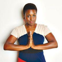 Issa Rae, creator of Misadventures of Awkward Black Girl