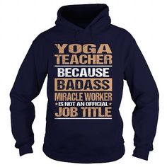 YOGA TEACHER T Shirts, Hoodies. Get it here ==► https://www.sunfrog.com/LifeStyle/YOGA-TEACHER-97256669-Navy-Blue-Hoodie.html?57074 $35.99