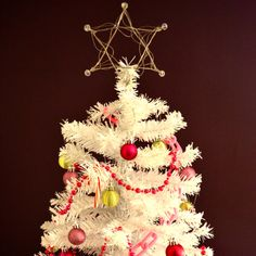 Chrismukkah tree! #Chrismukkah #Hannukah #Christmas