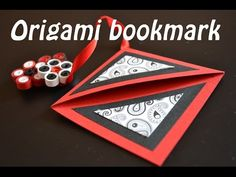 In this tutorial, I will show you how to make an origami bookmark.Welcome to our Origami and Quilling for beginners series where we show you how to use Paper Art to do some cool things that you can sell them, give them like a gift and more. Origami And Quilling, Kids Origami, Origami Star Box, How To Make Origami, Origami Easy, Origami Paper, Origami Folding, Origami Animals, Oragami