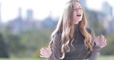 15-Year-Old Sings Uplifting Cover Of 'You Raise Me Up'