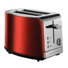 Russell Hobbs Lift & Look Grille-Pain Inox Pierre de Lune Gris Red Kitchen, Small Kitchen Appliances, Kitchen Gadgets, Home Appliances, Kitchen Things, Russel Hobbs, Solid Wood Kitchens, Cooking Bread, Home