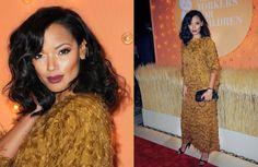 Selita Ebanks Red Carpet Look | Get The Look | Model Diary  http://model-diary.com/2014/10/07/selita-ebanks-red-carpet-look-get-look-model-diary/