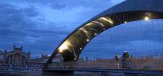 West 8 Urban Design & Landscape Architecture / projects / Cascara Bridges