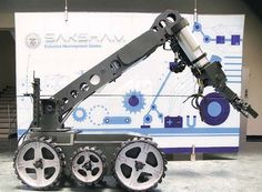 TOP 7 Improvisations in new model of #DRDO's #Daksh Defence Research and Development Organisation's (DRDO's) #indigenous #robot Daksh has not just become lighte