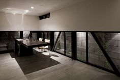 ST-House – Panda / Person and Architecture