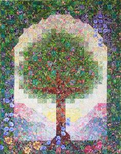 watercolor quilts   Patchworks that Praise!   Watercolor Quilts