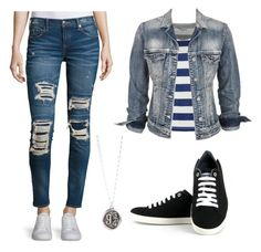 """""""#101"""" by m-silva-112 on Polyvore featuring TWINTIP, Silver Jeans Co., True Religion and Vegetarian Shoes"""