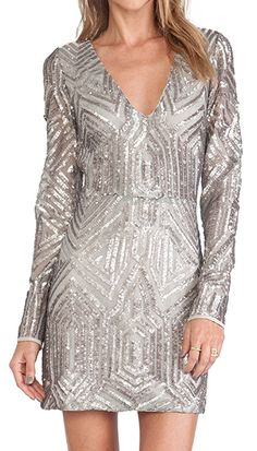 beautiful sequin dress http://rstyle.me/n/q9q92pdpe