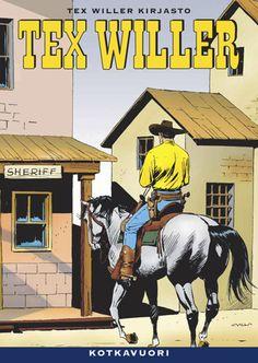 Tex Willer Kirjasto: Kotkavuori