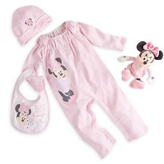 Minnie Mouse Welcome Home Gift Set for Baby | Disney Store