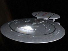 Nebula-class starship; USS Phoenix, NCC-65420
