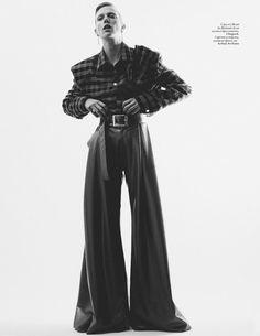 Androgynous Look, Androgynous Fashion, Fashion 2020, High Fashion, Modelos Fashion, Unisex Fashion, Womens Fashion, Fashion Outfits, Mode Streetwear