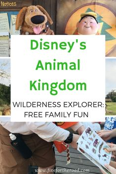 How To Become a Wilderness Explorer at Animal Kingdom at Walt Disney World - Five for the Road DisneyTips Visit Florida, Florida Travel, Travel Usa, Travel Tips, Globe Travel, Florida Usa, Florida Vacation, Cruise Vacation, Travel Guides
