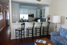 Westin Sunset Key: Key West, FL - Living Room and Kitchen