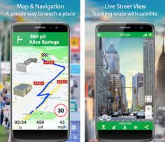 Gps live street view is an Android app that gets a location on the map fastly and easily. PS Finder is the free mobile app to share mobile location wi… Live Street View, Andriod Apps, View App, Route Planner, Gps Map, Satellite Maps, Alice Springs, Latest Android, Countries Of The World