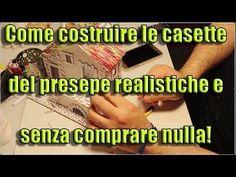 Presepista:Come costruire un presepe con cascata in modo semplice ed economico. - YouTube