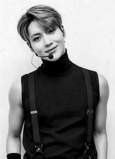 TAEMIN is ONE of a KIND 💕 Jonghyun, Shinee, Handsome, Chokers, Pictures, Jewelry, Band, Twitter, Fashion