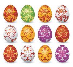 Easter Eggs Png Easter egg vector