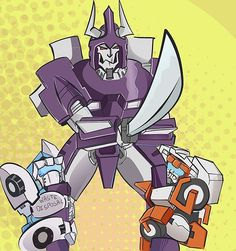 I need to see this in MTMTE #Autobot #Autobots #Autobotclique #Transformers…