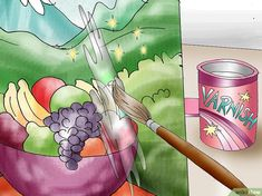 Comment peindre un tableau avec de la peinture acrylique Acrylic Painting Techniques, Step By Step Painting, Paper Crafts, Artwork, Acrylic Paintings, Learn To Paint, How To Paint, Acrylic Painting Tutorials, Dibujo