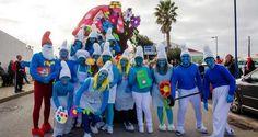 Carnaval em Sagres teve foliões, carros alegóricos e concurso!   Algarlife