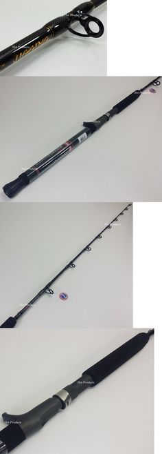 Saltwater Rods 179948: Penn Carnage Jigging 6 2 65-100 Lb Conventional Rod Gimball Butt Carjg65100c62 BUY IT NOW ONLY: $129.95