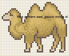 animaux - animals  - point de croix - cross stitch - Blog : http://broderiemimie44.canalblog.com/