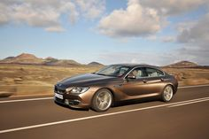 Foto Exteriores (10) Bmw Series 6 gran coupe Sedan 2012