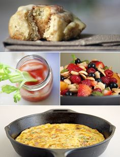 brunch ideas page 2 asparagus and double smoked bacon popover mothers ...