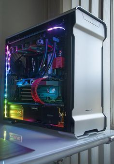 seanbarkley's Completed Build - Core i7-6700K 4.0GHz Quad-Core, GeForce GTX 980…
